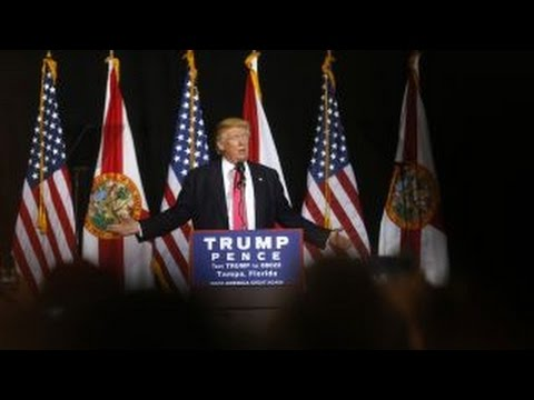 Can Trump soften his views on immigration and keep his base?