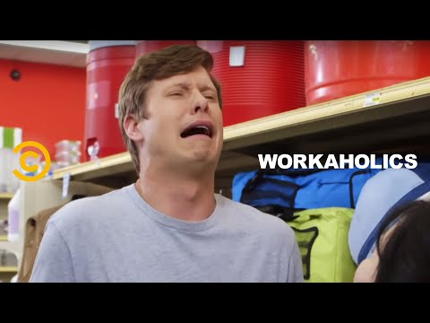 Workaholics - Over the Pants