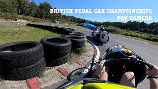 POV - Pedal car racing