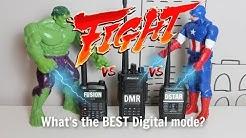 Ham Radio VHF UHF Digital Modes