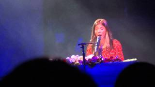 Christina Perri Jar of Hearts Live HMV Ritz Manchester 16 01 2012