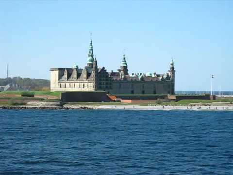 Kronborg from sea