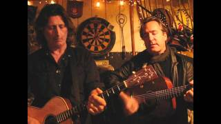 You Stay Here - Richard Shindell with Steve Knightley- Songs From The Shed Session