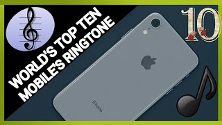 World's top 10 smartphone's ringtone | I Phone,Samsung,Huawei,OnePlus,Google etc mobile's ringtone
