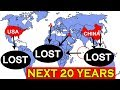 LOST COUNTRY: Top 10 Countries That May Not Survive And Will Soon Disappear In Next 20 Years