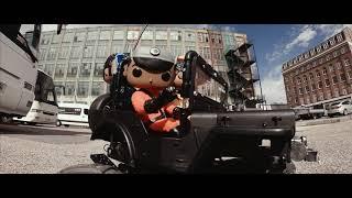 Monkstar ft D Double E & Footsie - General Flow (Official Video)