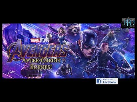 Avengers Endgame Re-Release Post Credit Scene!