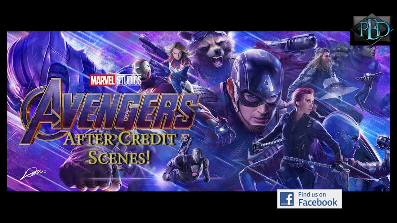 Avengers Endgame Post Credit