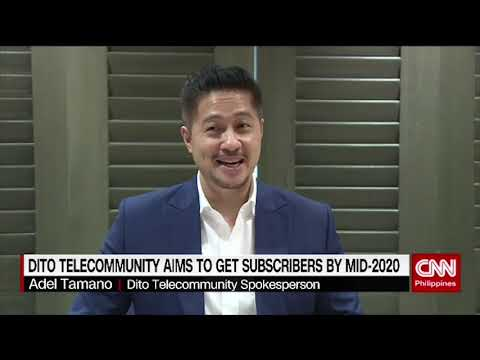 Dito Telecommunity Bares Plans To Break Smart-Globe Duopoly