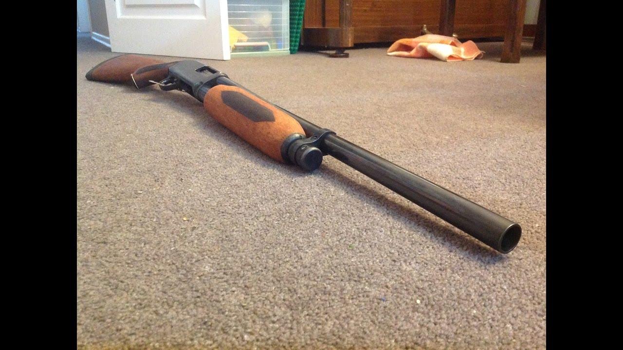 12 gauge shotgun refinished bentley model 30 youtube