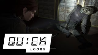 The Last Of Us 2: Quick Look (Video Game Video Review)