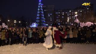 Ленинград - «Начинаем отмечать!» ФлэшМоб Красноярск
