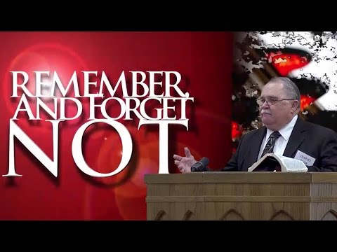 Charles Blair - Forget Not the Works of God