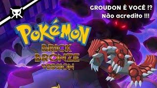 ROBLOX-Pokemon Brick Bronze #5 I found Groudon