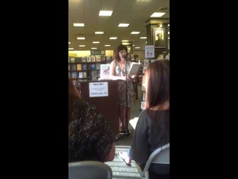 Leila Howland Reads from Nantucket Blue
