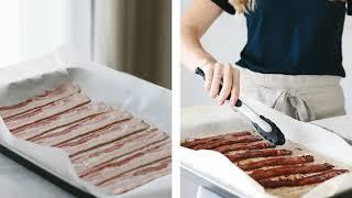 Как готовить бекон в духовке: советы и лайфхаки