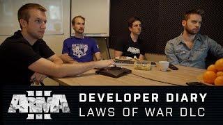 Arma 3 - Developer Diary: Laws of War DLC