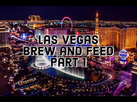 Part 1 of 3 - Brew and Feed in Las Vegas: The Venetian Hotel and Casino