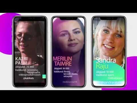 Eesti Instagrami-tähed häkkeri küüsis. Radaris 11. septembril 2018