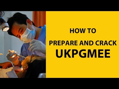 How To Prepare And Crack UKPGMEE?