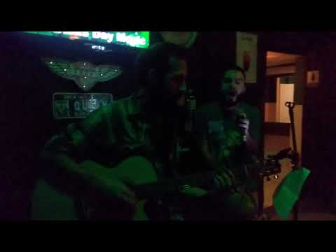 Chico Guerra & Lucas Siqueira - State Of Love And Trust (Pearl Jam Acoustic Sessions @Confraria Pub