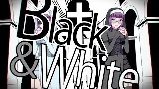 -MASA Works DESIGN- Black&White(Lyric Video)