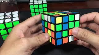Hướng dẫn cách giải rubik 4x4 đơn giản cho người đã biết chơi 3x3