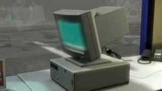 iMac - PC Love Story 3D
