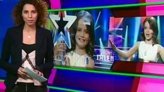 Amira Willighagen - NOS Jeugdjournaal - 29 December 2013