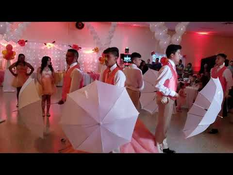 Sweet Sixteen Liliana Dance Performance