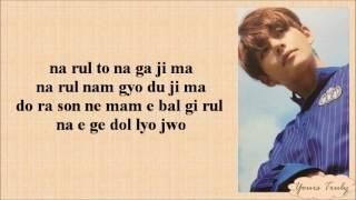 Download BTS (방탄소년단) Jin & V - 'Even If I Die, It's You' (Hwarang: The Beginning OST Pt. 2) Easy Lyrics