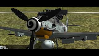 FreeModding BF-109 G-6 ETO Stock Upgrade