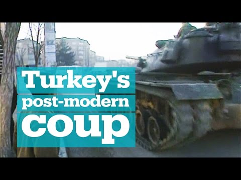 20 years after Turkey's post-modern coup