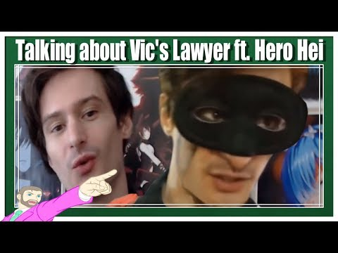Vic Mignogna Counsel Revealed, Hero Hei Joins Me, Metokur Joins the Stream