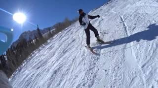 Nikola's Snowbasin Ski Safari 2015