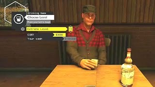Watch Dogs Extreme Drinking game Level 11 Pawnee. Social Lubricant Trophy
