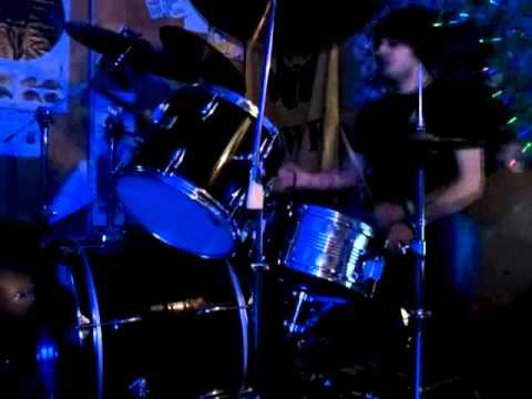 Amplifier - The Consultancy (quark drum cover)