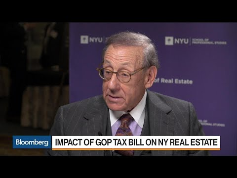 Related's Stephen Ross on Tax Bill, NYC Real Estate