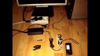 remote control your PC, turn ON / OFF or RESET with a mobile phone via GSM