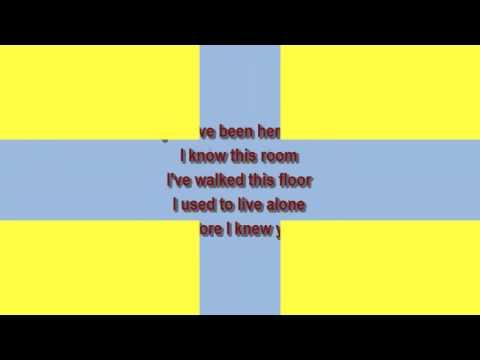 John Cale - Hallelujah(lyrics)