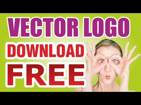 How to download vector logos free | Free Vector Logos | फ्री डाउनलोड वेक्टर लोगो