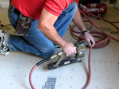 Installing sheet vinyl subfloor prep youtube for Floor prep for vinyl tile