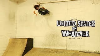 Zero Skateboards - United States of Whatever Tour | Episode 4 - The Final Stretch