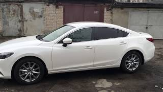 видео Mazda 6 Sedan - цены, отзывы, характеристики 6 Sedan от Mazda