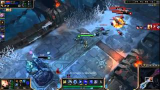 LOL ARAM Gameplay 014
