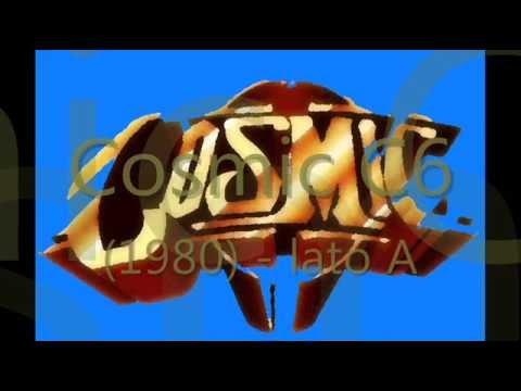 Cosmic C6 (1980) by Daniele Baldelli & TBC. Lato A intero