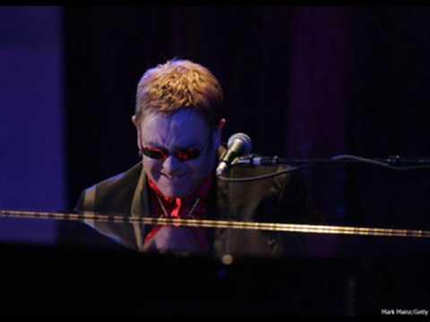 Elton John Something About The Way You Look Tonight  1998 at Ritz, Paris