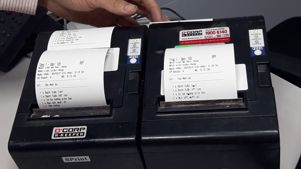 TM200 RECEIPT PRINTER WINDOWS DRIVER