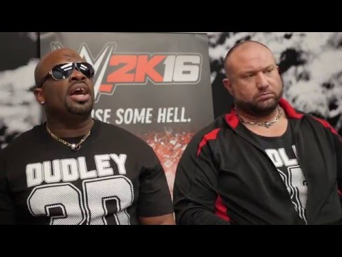 Dudley Boyz Interview: On their career, returning to WWE, New Day, The Rock & WrestleMania