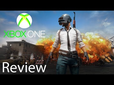 PlayerUnknown's Battlegrounds Xbox One Gameplay Review